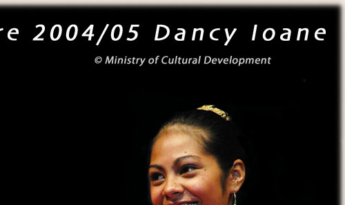 happend at the National Auditorium / Avarua