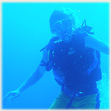 Sokala Villas Webmaster went diving with the Pacific Divers - an amazing experience